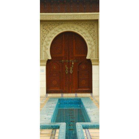 Arabische deur