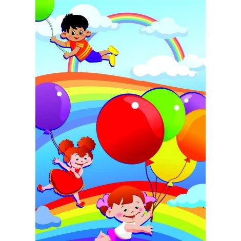 Regenboog kinderen