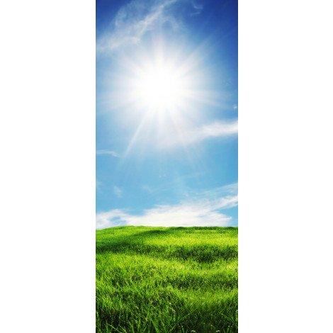 Heuvel zon