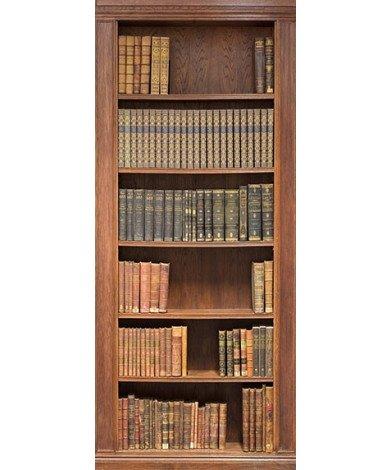 Boekenkast met rand