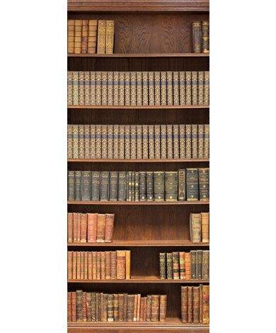 Boekenkast zonder rand