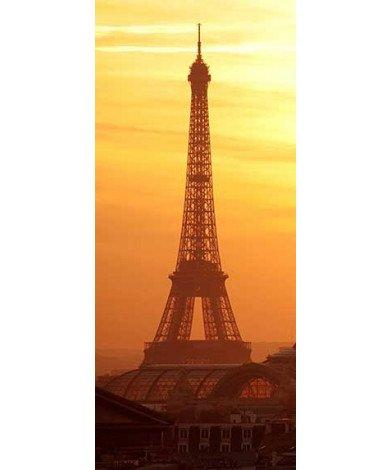 Eiffeltoren zon