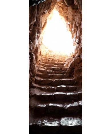 Uitgang grot