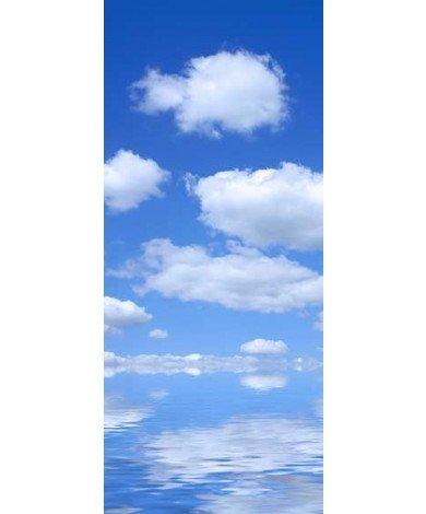 Wolken en water